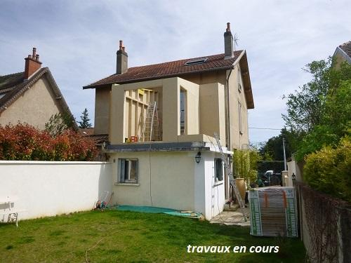 Nos r f rences for Extension maison yonne